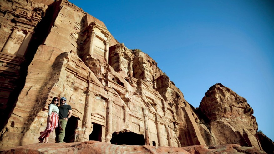 Day tour in Petra