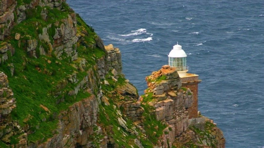 Lighthouse at Tip of Africa
