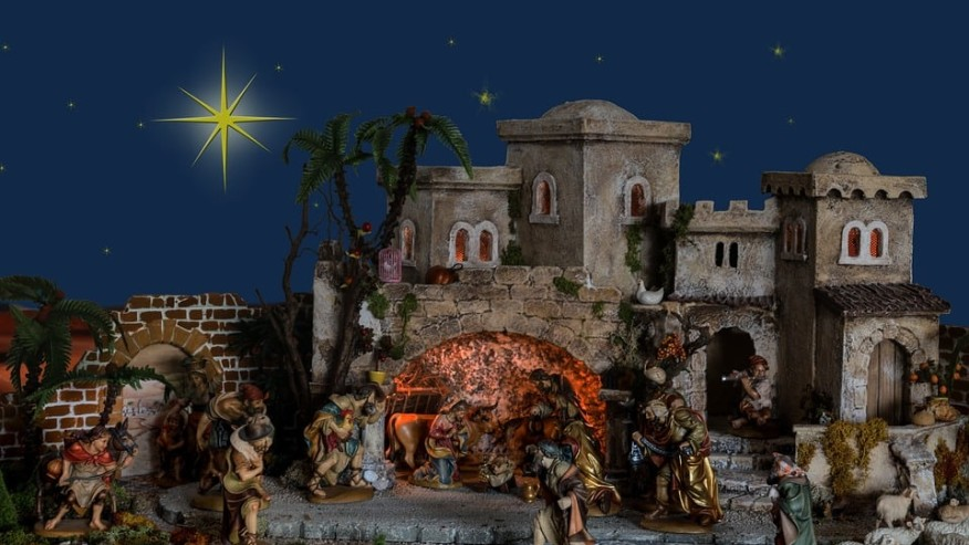 Enjoy Christmas Walk Across the Holy Lands