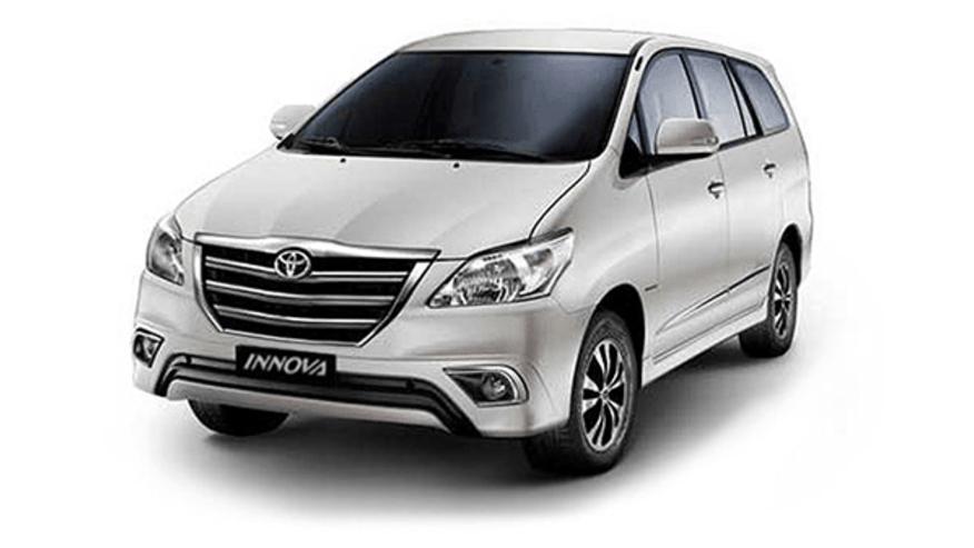 SUV: Toyota Innova