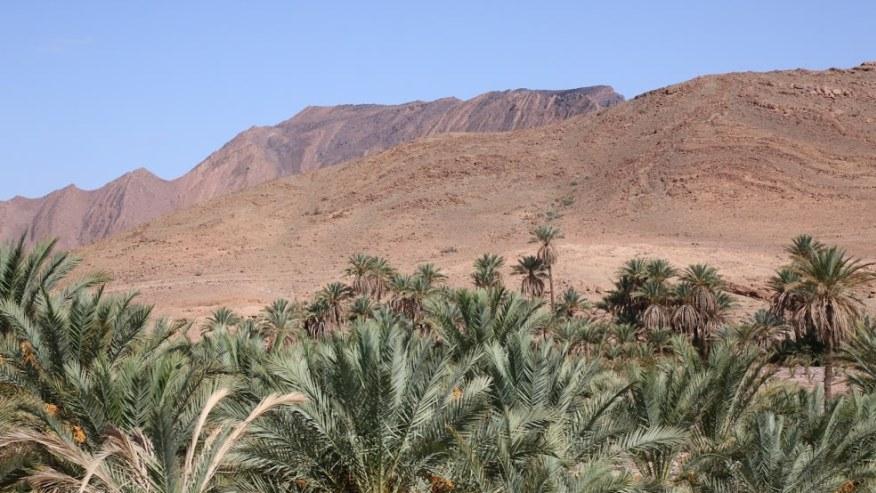 Travel across Morocco