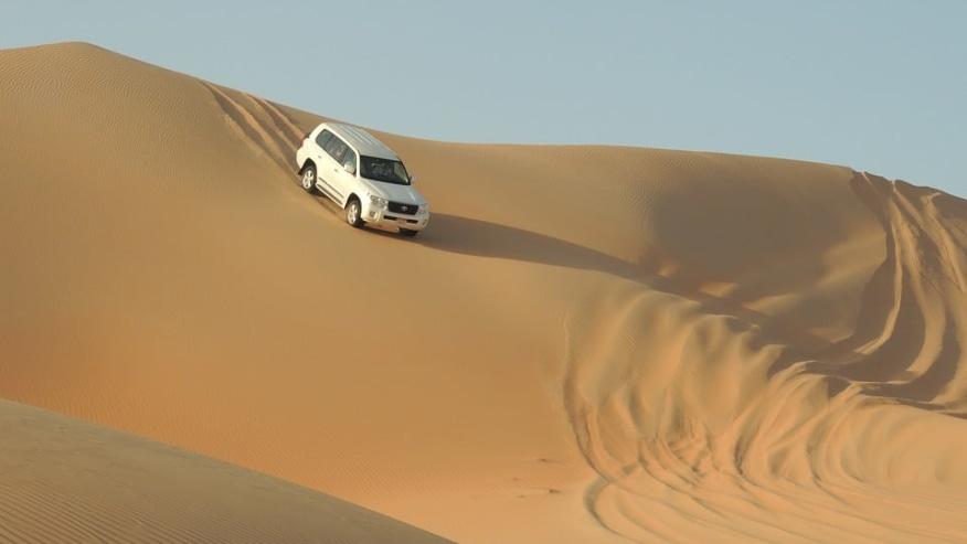 Tour the Tunisian Sahara via 4x4 Vehicles