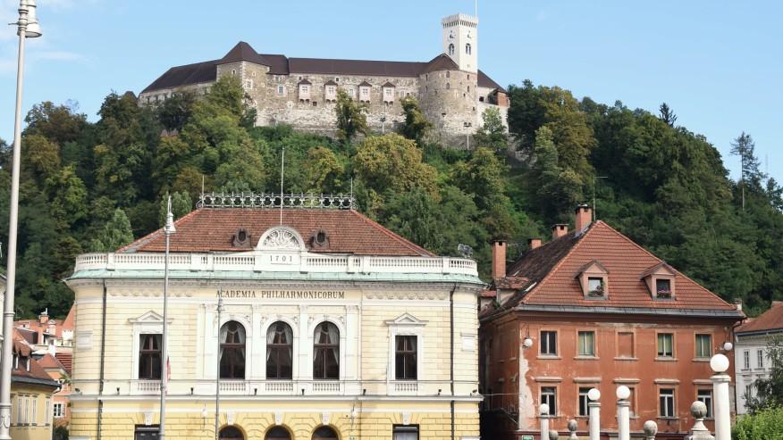 Slovenian Orchestra house