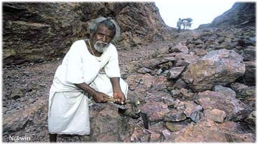 Dashrath Manjhi: The Mountain Man