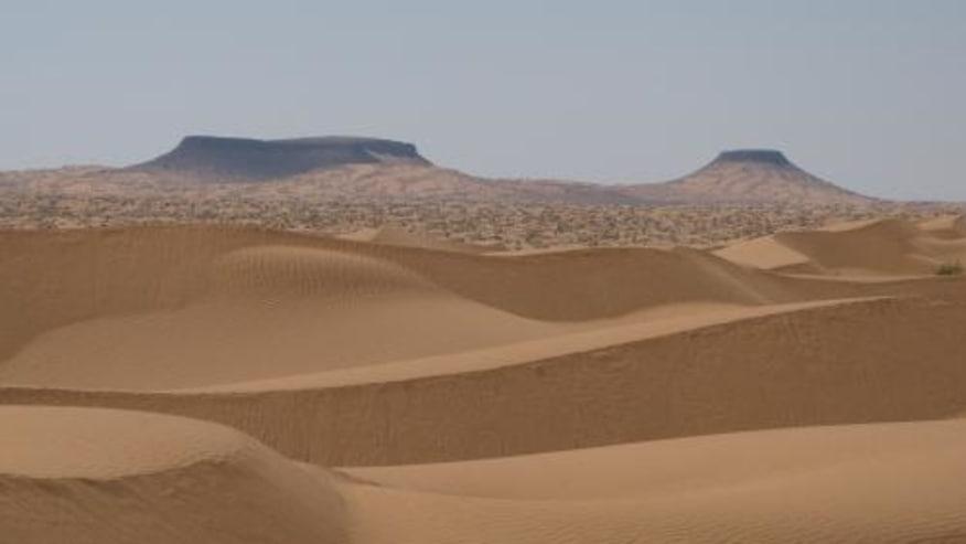 Discover the magic of the Sahara, TEMBAÏNE