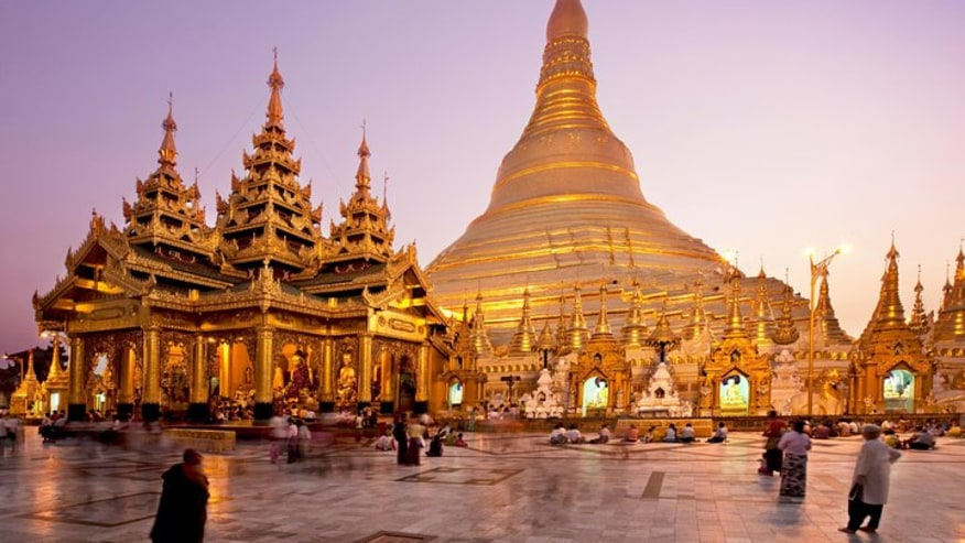 A beautiful Pagoda