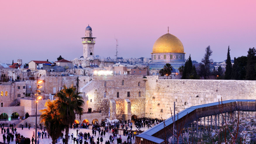 Soak in the Heritage of the Holy Land