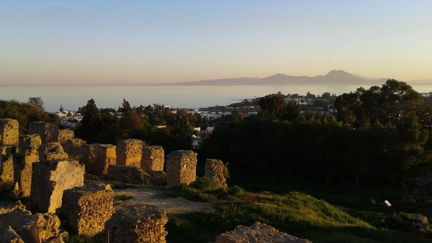 The ancient city of Carthage