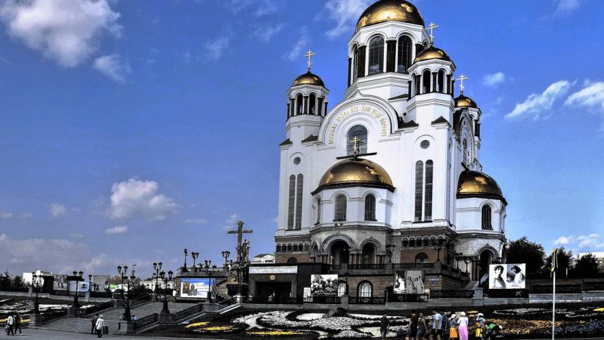 Whore Jekaterinburg