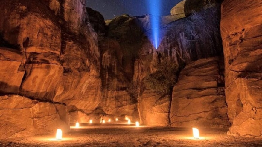 Petra by Night (Optional)