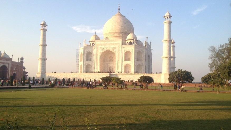Visit the City of the Taj Mahal