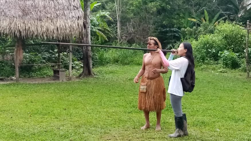 Yahua tribe