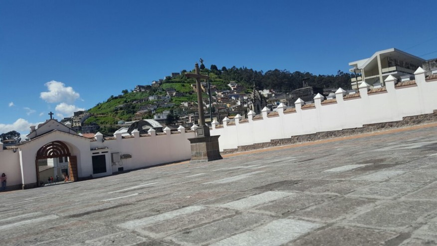 The stories and realities of Quito