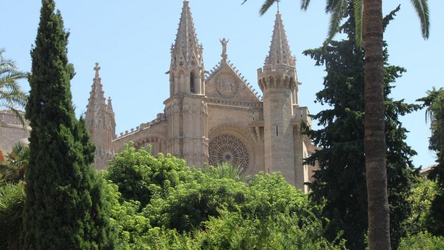 Cathedral Le Seu Palma
