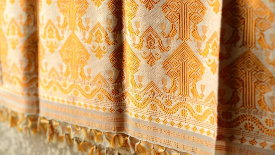 Uncover the intricacies of Assamese Textiles