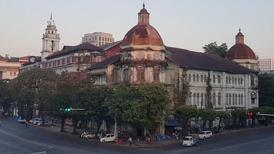 Yangon Divisional Court