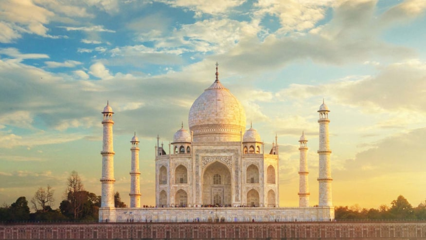See Mughal splendour by Private Car