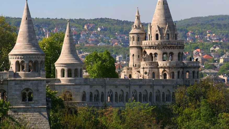 Explore the Architectural Gems of Magical Buda