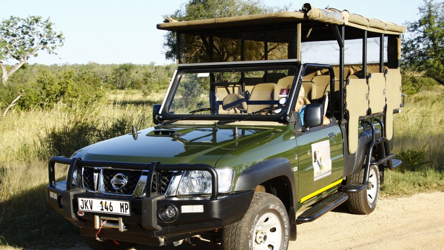 Open Safari Vehicle used during the Peninsula Day Tour