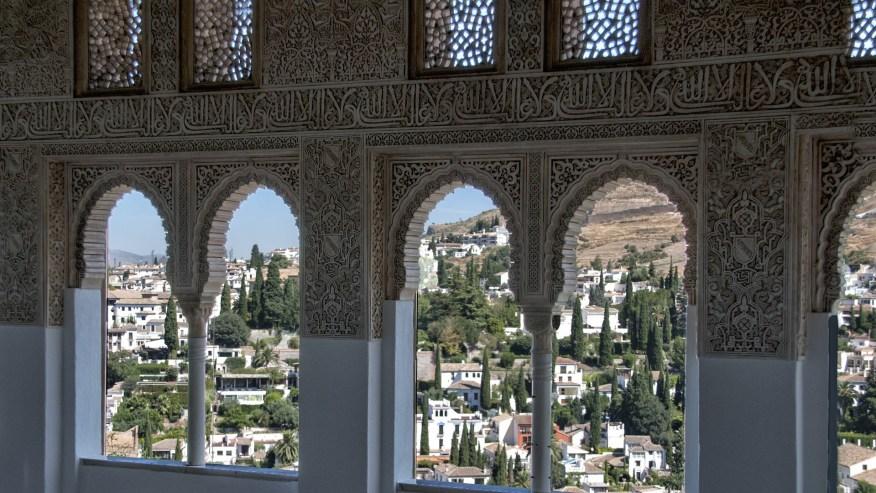 Alhambra Palace Views