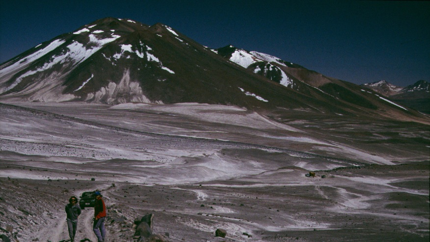 Co. Vicuñas (6.067 m)
