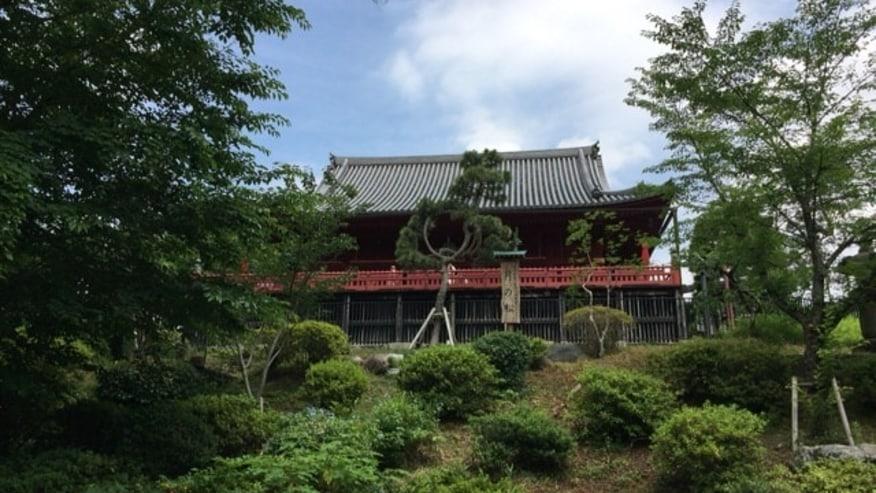 Ueno Kiyomizudo temple