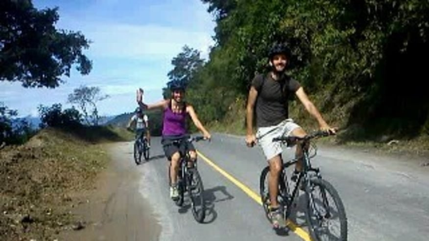 Pedal Your Way Around the Scenic Sights