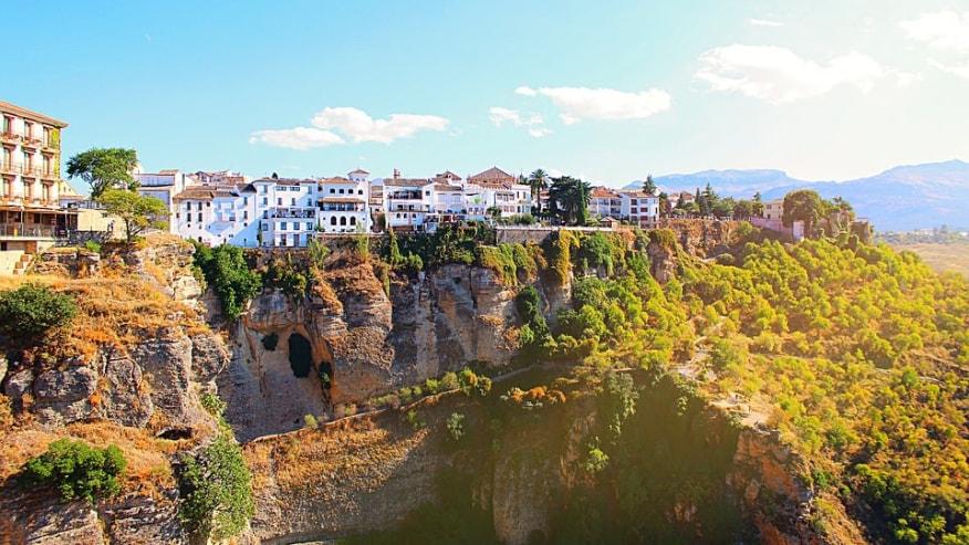 Look into Ancient Kingdoms Privately from Sevilla to Ronda