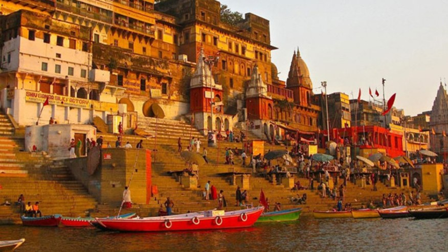 Golden Triangle with Varanasi and Khajuraho
