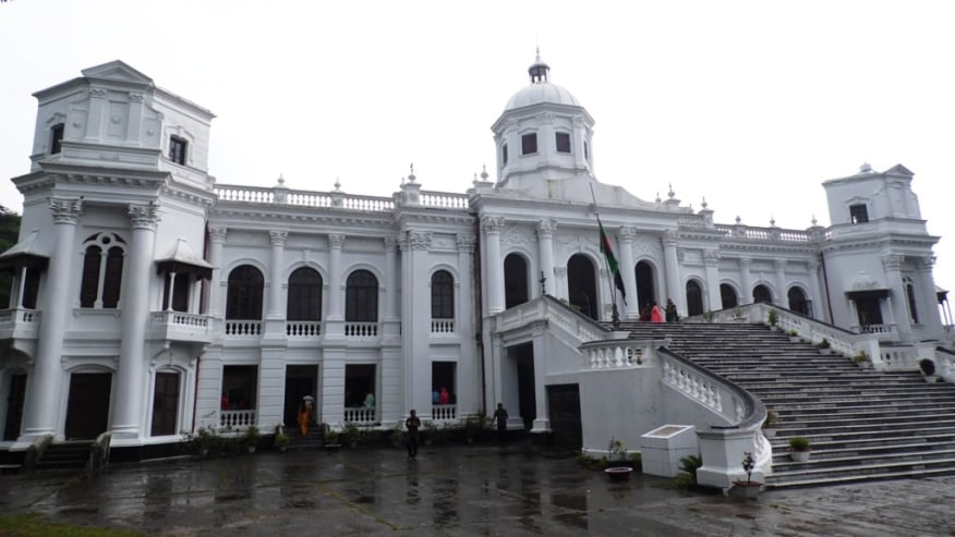 Royal Palace in Bangladesh