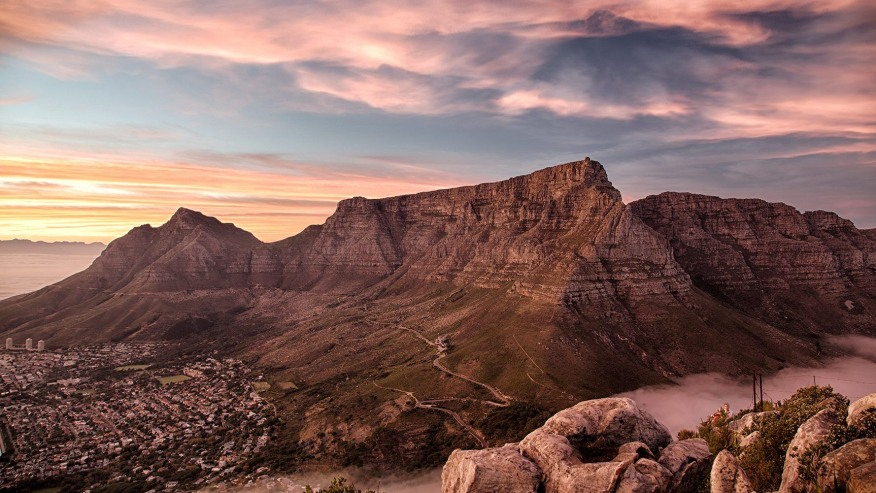 Table Mountain World Heritage Site