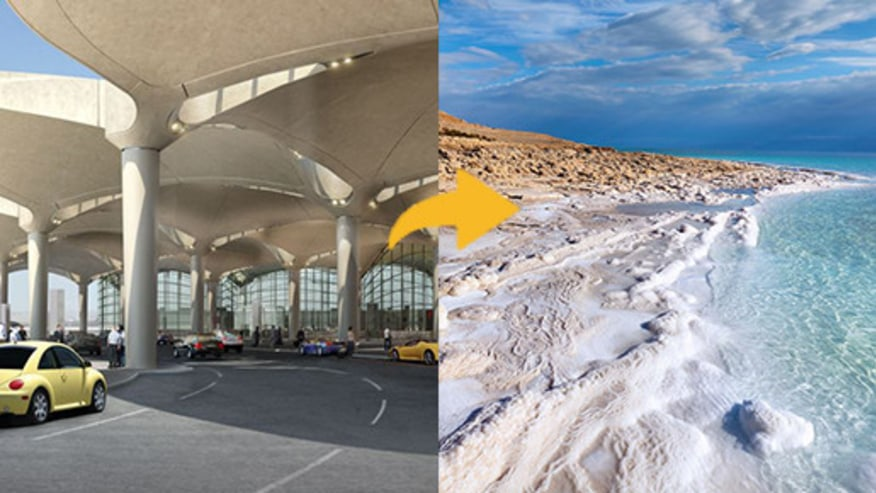 Airport to Dead Sea Hotels