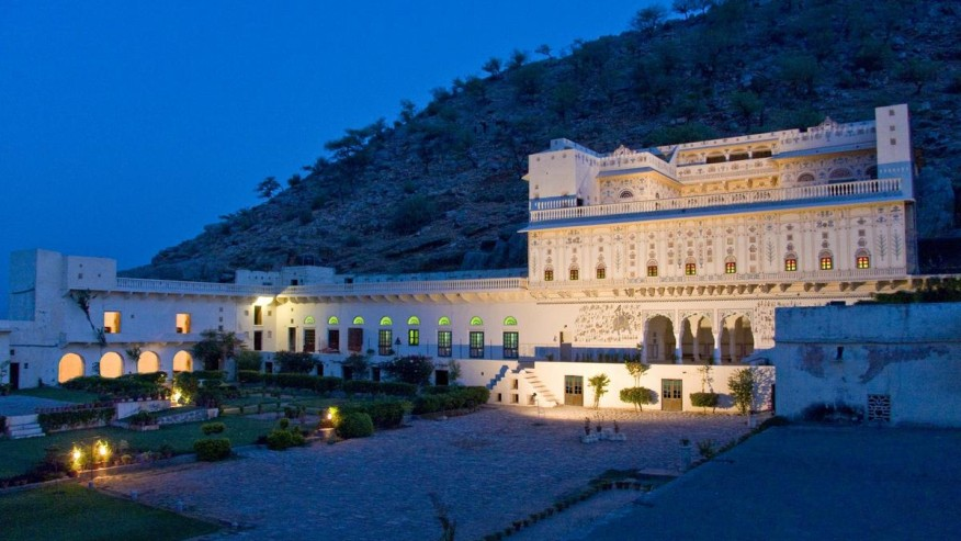 Rajasthan styled house