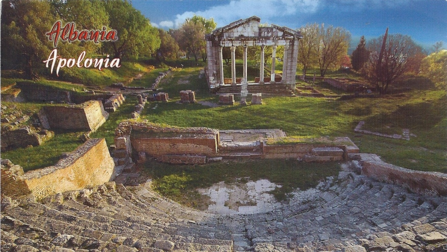 Albanian sites
