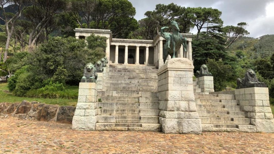 Rhodes Memorial on Devil