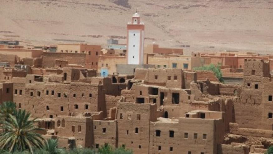 Holiday in the Sahara Desert