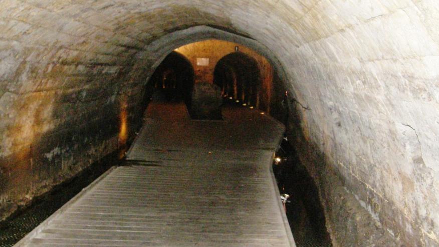 Tempars Tunnels