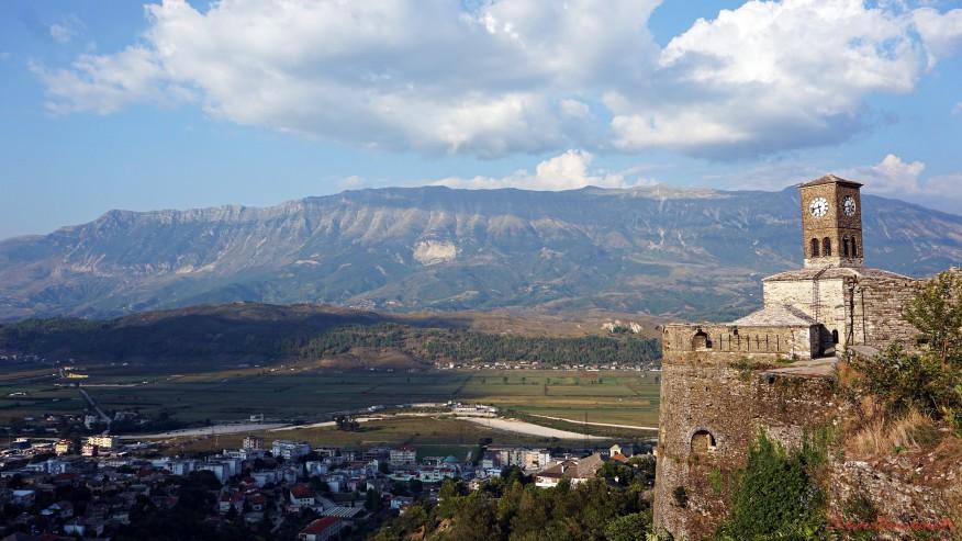 Fortress of Gjirokastra