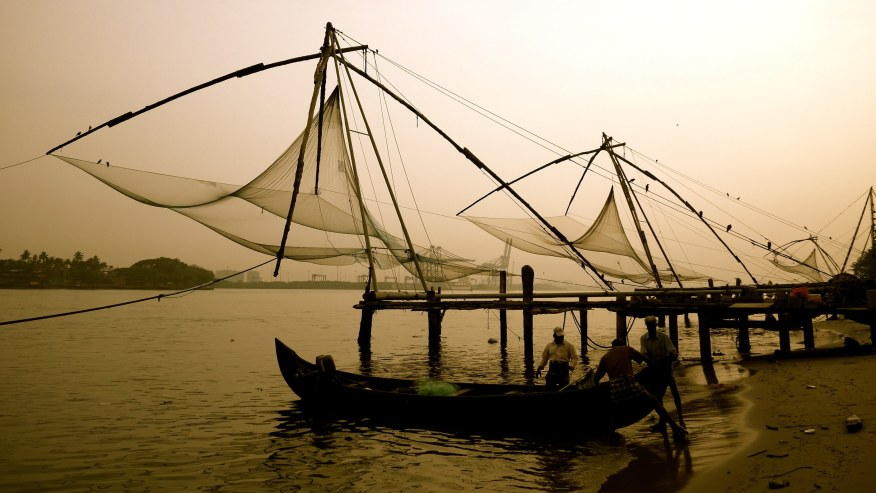 Sail Through the Enchanting Backwaters of Kerala