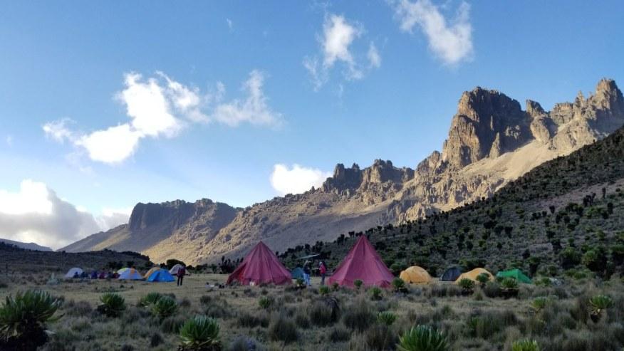 Shiptons Campsite