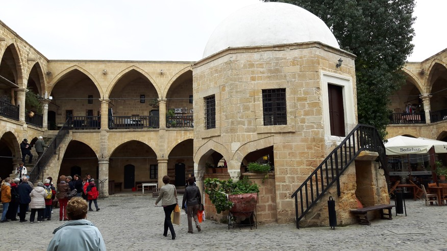Take a Walk Around the Largest City in Cyprus