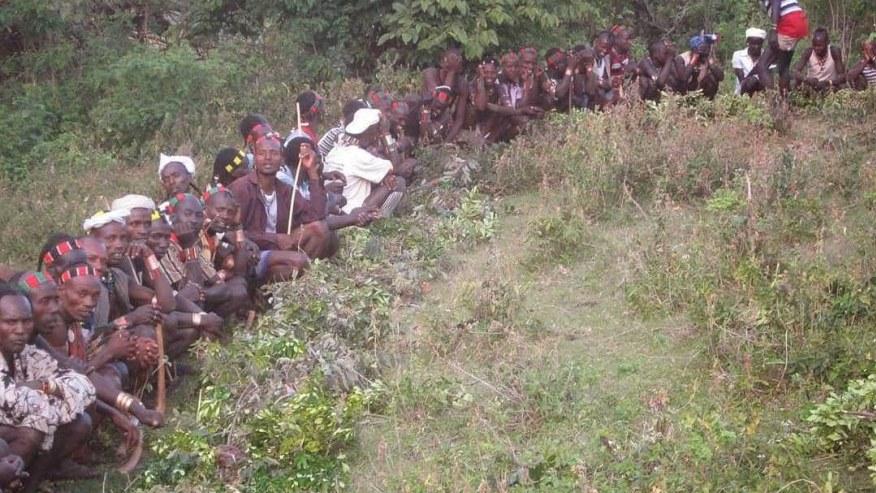 Hammer tribes