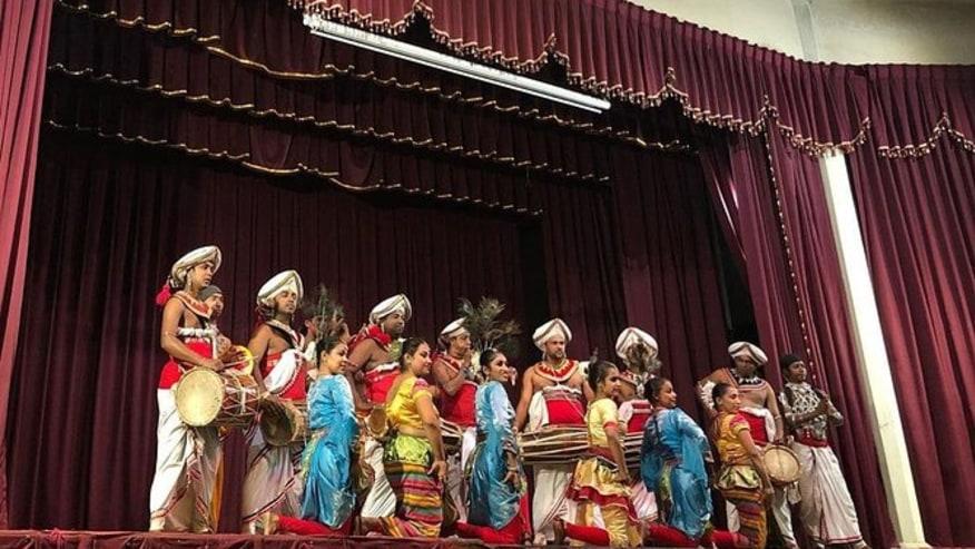 Kandy Cultural dance show