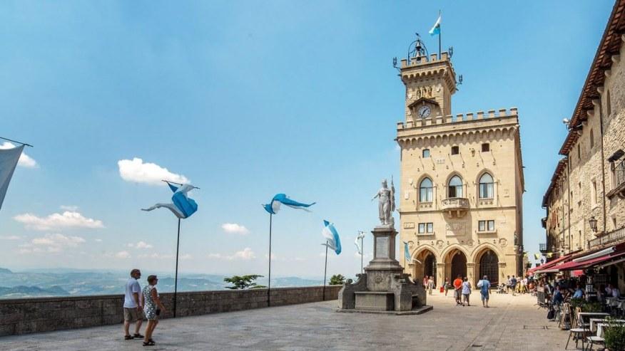 Palazzo Pubblico/Public Palace