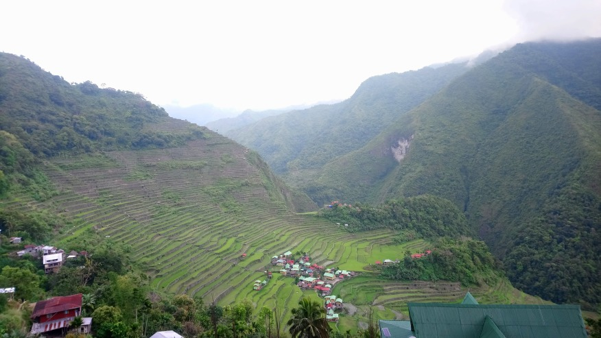 View the Majestic Batad Rice Terraces in Philippines
