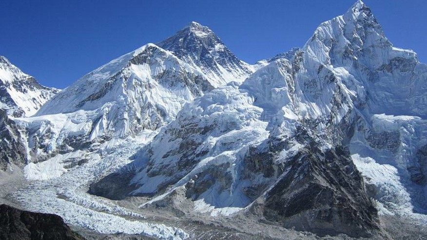 Experience the  thrill of trekking to the EBC