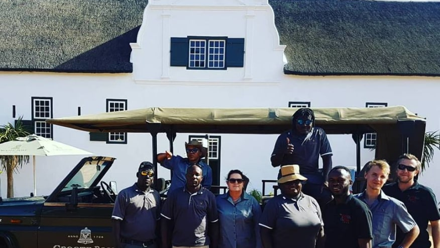 Groote Post Game Drive