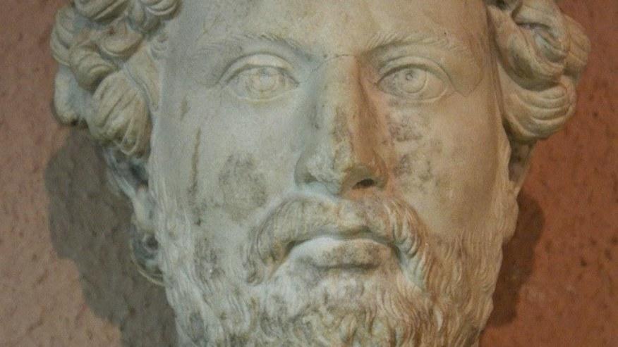 Ancient Portrait