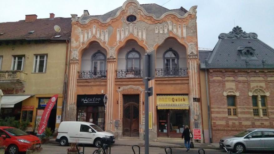 Art - nouveau building