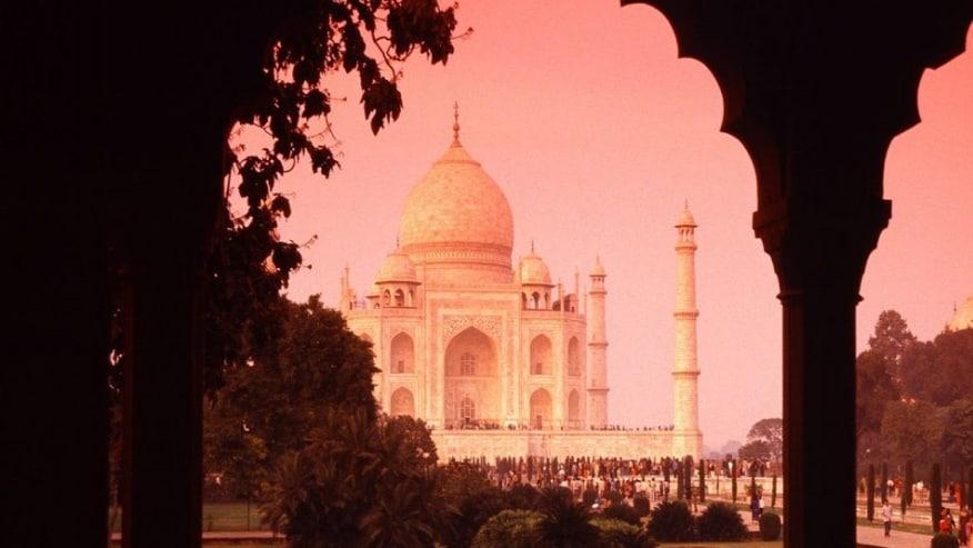Agra Taj Mahl